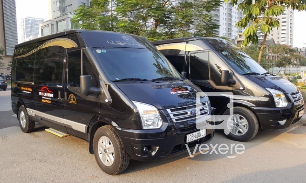 Xe limousine đi Sapa từ Hà Nội: Trường Thanh Limousine