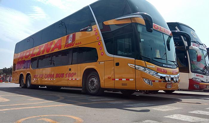 Conoce los Servicios de Transportes Molina Unión