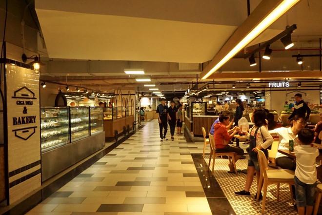 Những điểm nổi bật của trung tâm thương mại quận thủ đức thu hút nhiều người quan tâm