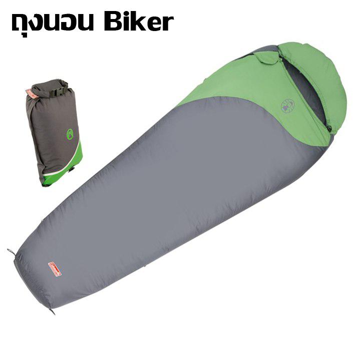 4. ถุงนอน Coleman รุ่น Bikers Sleeping Bag