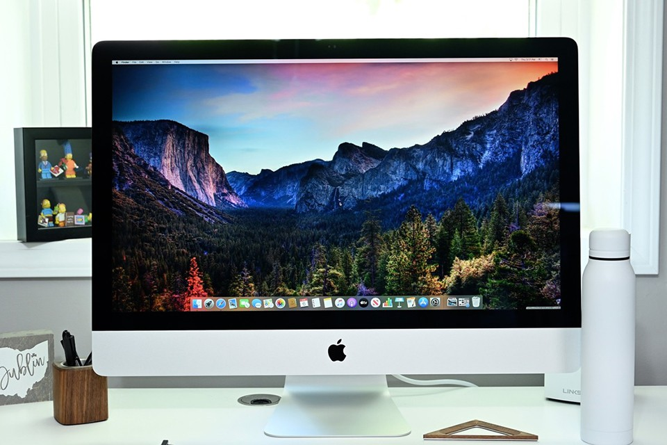 card rời iMac 27 inch 2020 Retina 5K