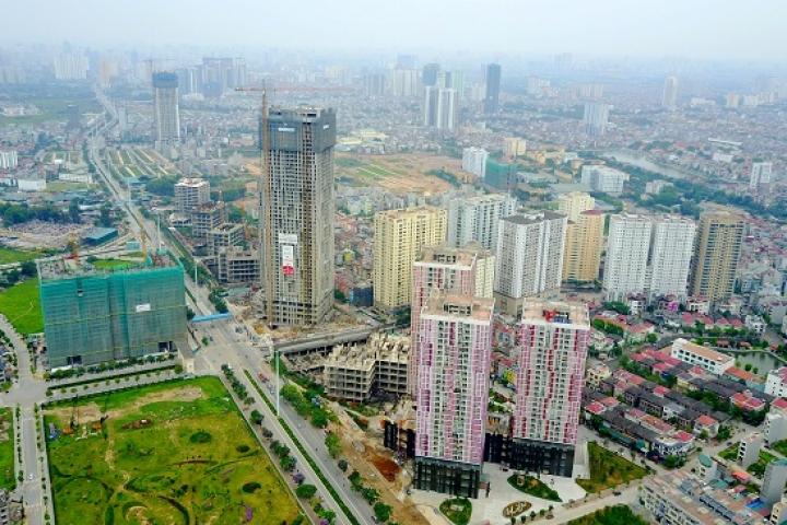 khu đô thị Usilk Văn Khê