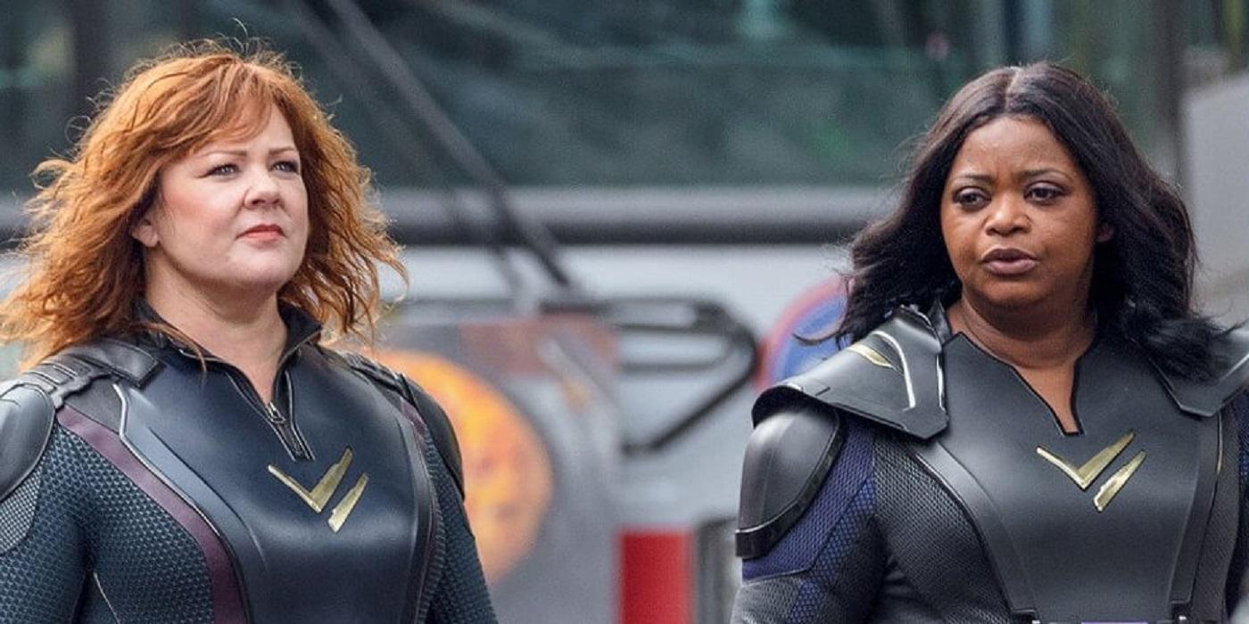 Watch: Thunder Force Trailer Teases Netflix's New Superhero Comedy