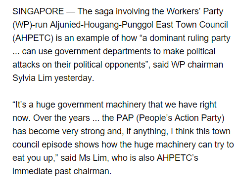 Episode shows how dominant party can 'eat up' opponents  says Sylvia Lim   TODAYonline.png