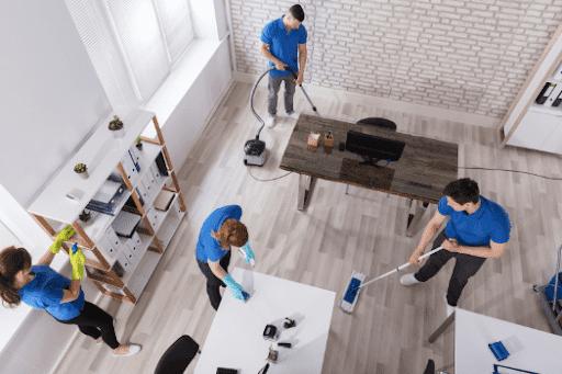 سرویس نظافت منزل
