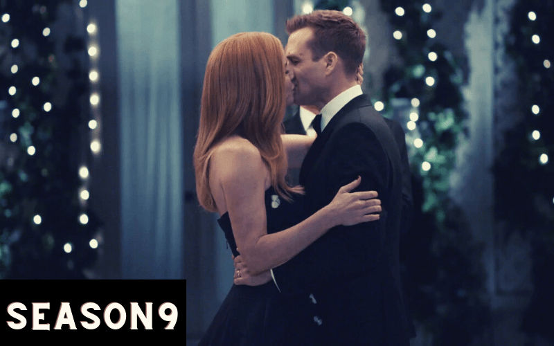 index of suits season 9