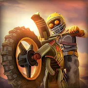 TRIALS FRONTIER - Best Bike Racing Games For Android