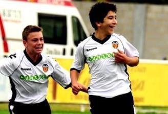 Resultado de imagen de Osasuna. Valencia cf debut de Soler
