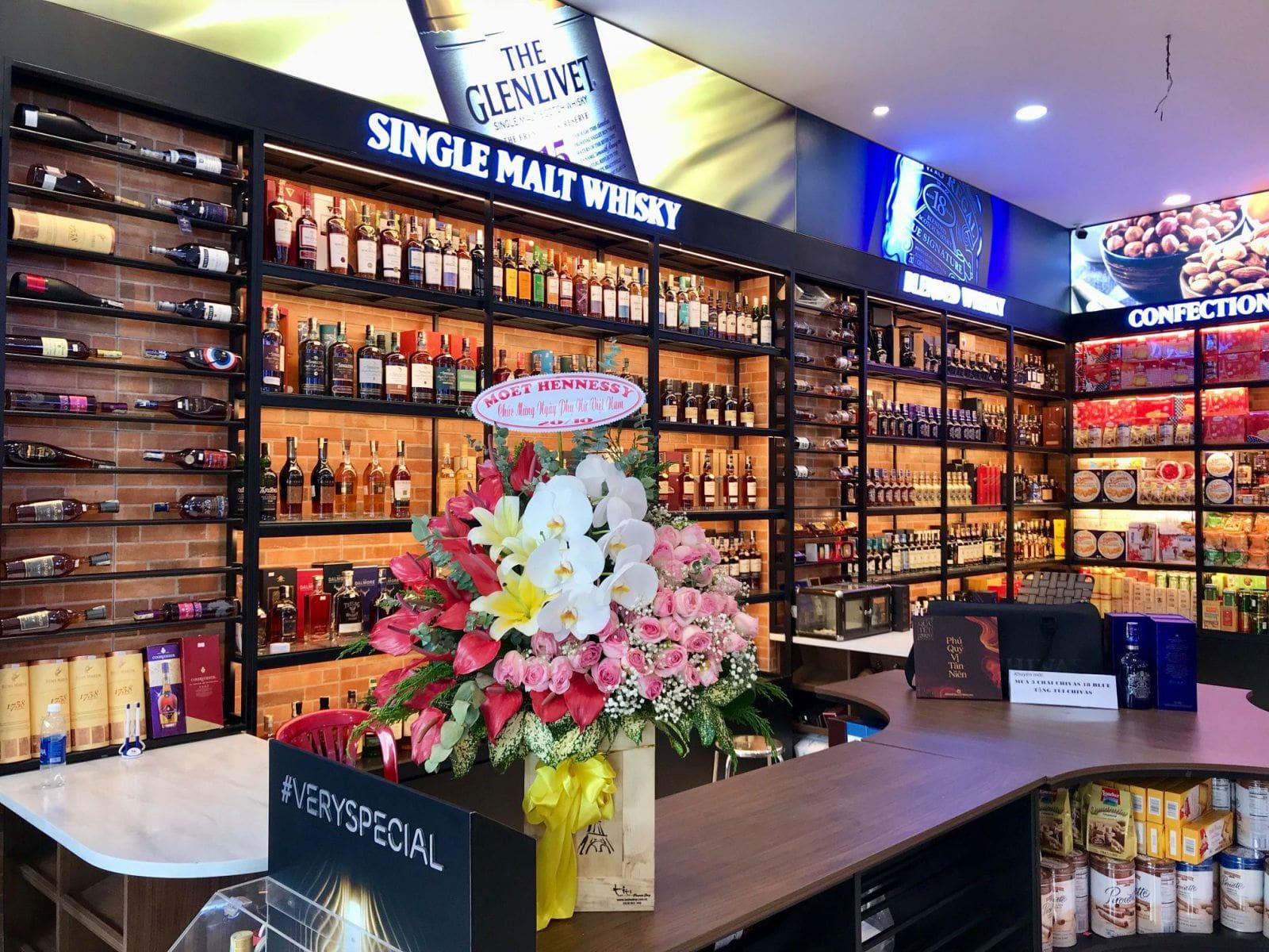 Dịch vụ mua bán rượu ngoại tại TpHCM