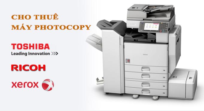 Bảng giá cho thuê máy photocopy tại Bình Dương của công ty Đức Lan