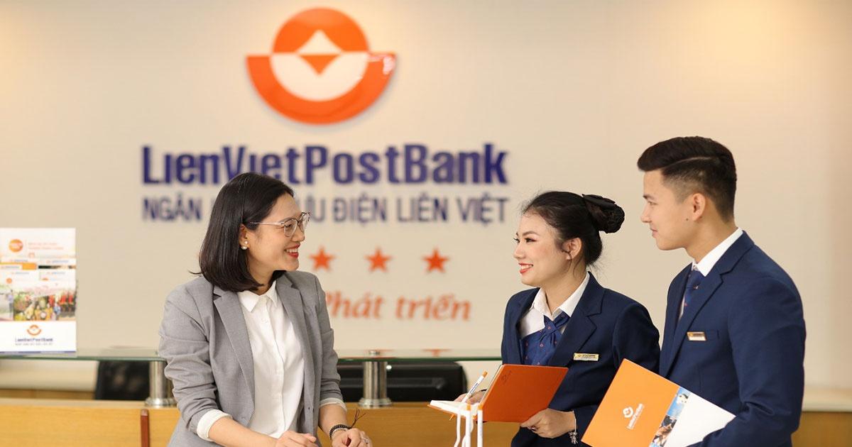 Dịch vụ Ecom của Lienvietpostbank