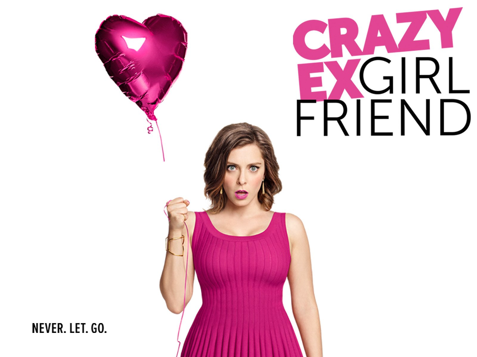 Image result for crazy ex girlfriend poster