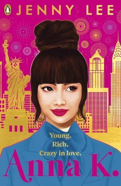 YA Books - Anna K.