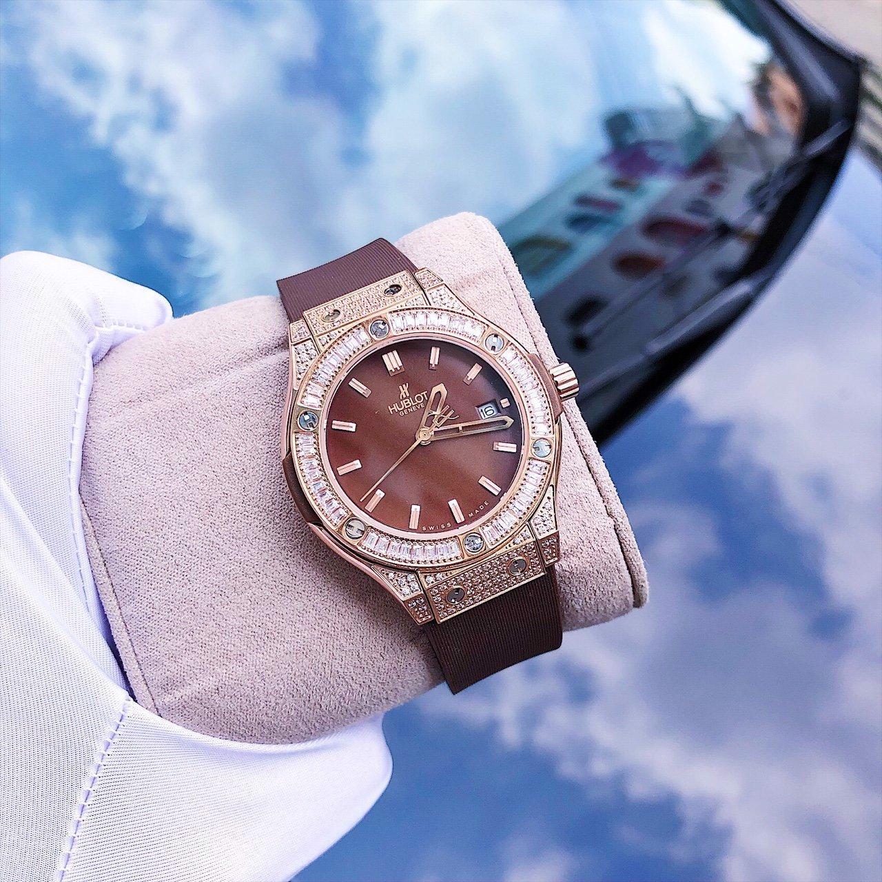 Đồng hồ có thể nói nên được tính cách của người sử dụng