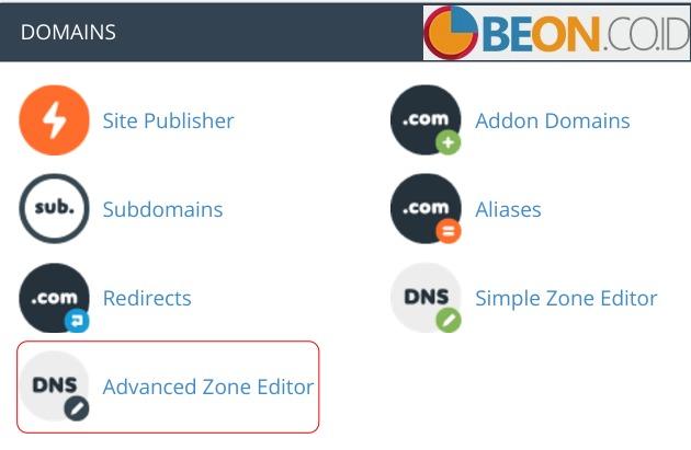 Setting DNS Hosting