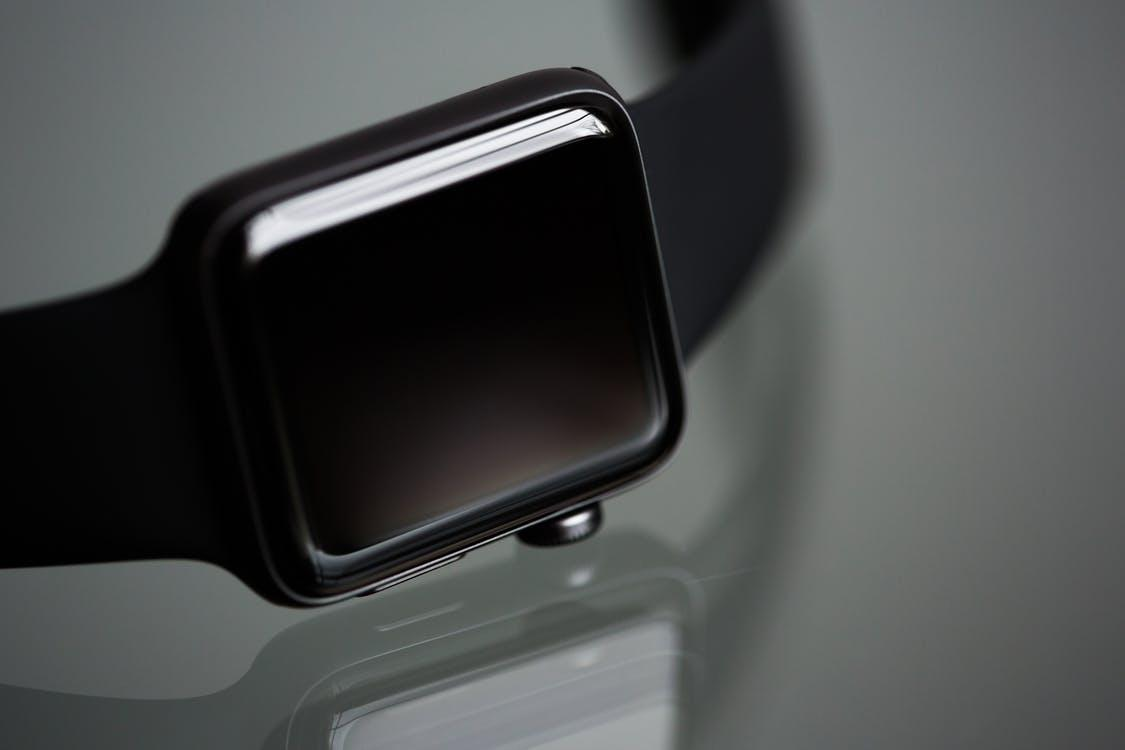 Silver Aluminum Case Apple Watch