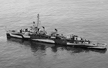 USS William D. Porter
