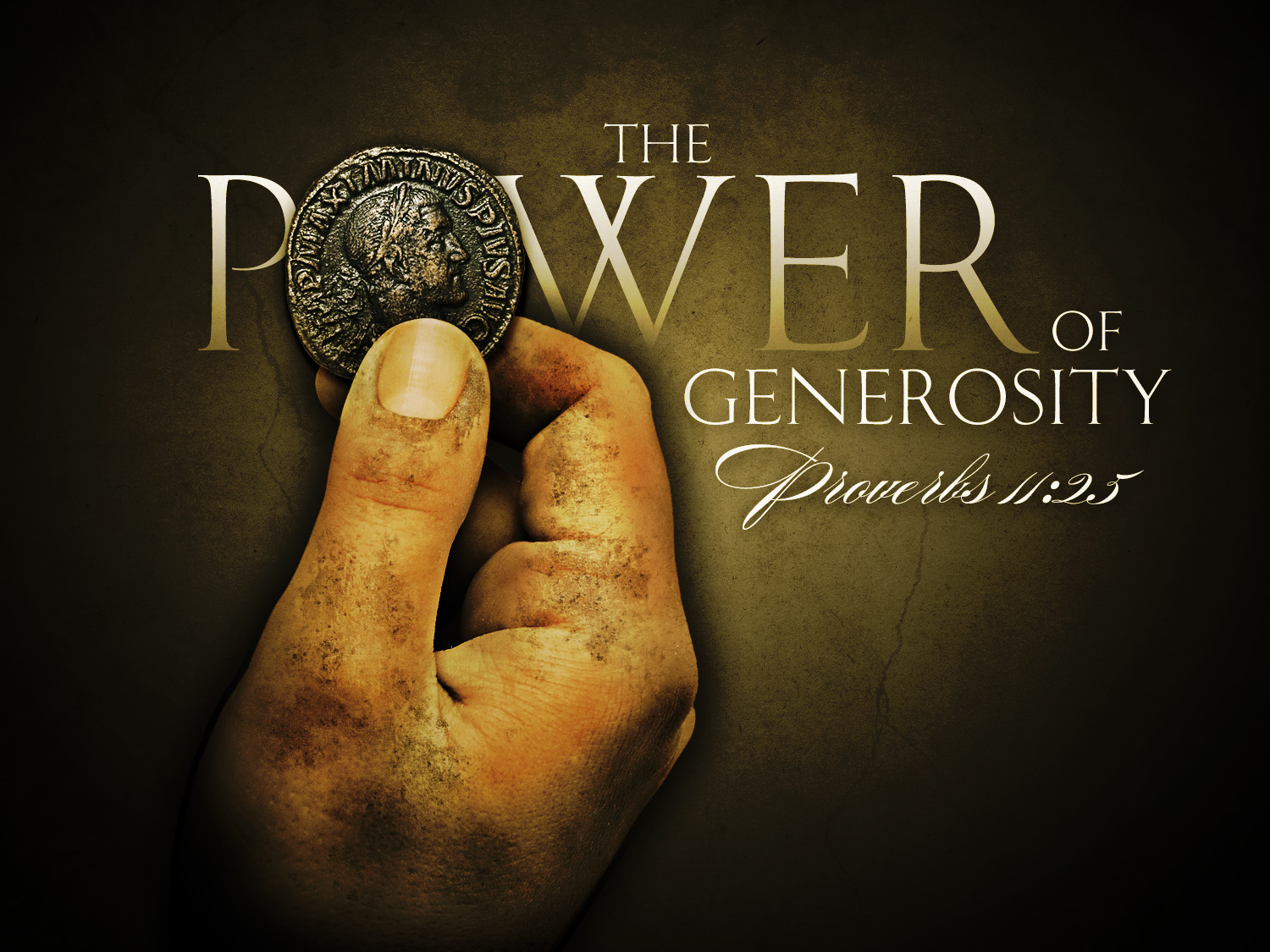 Power with coin