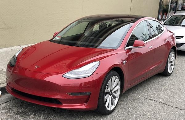 TeslaPark электроавтомобили