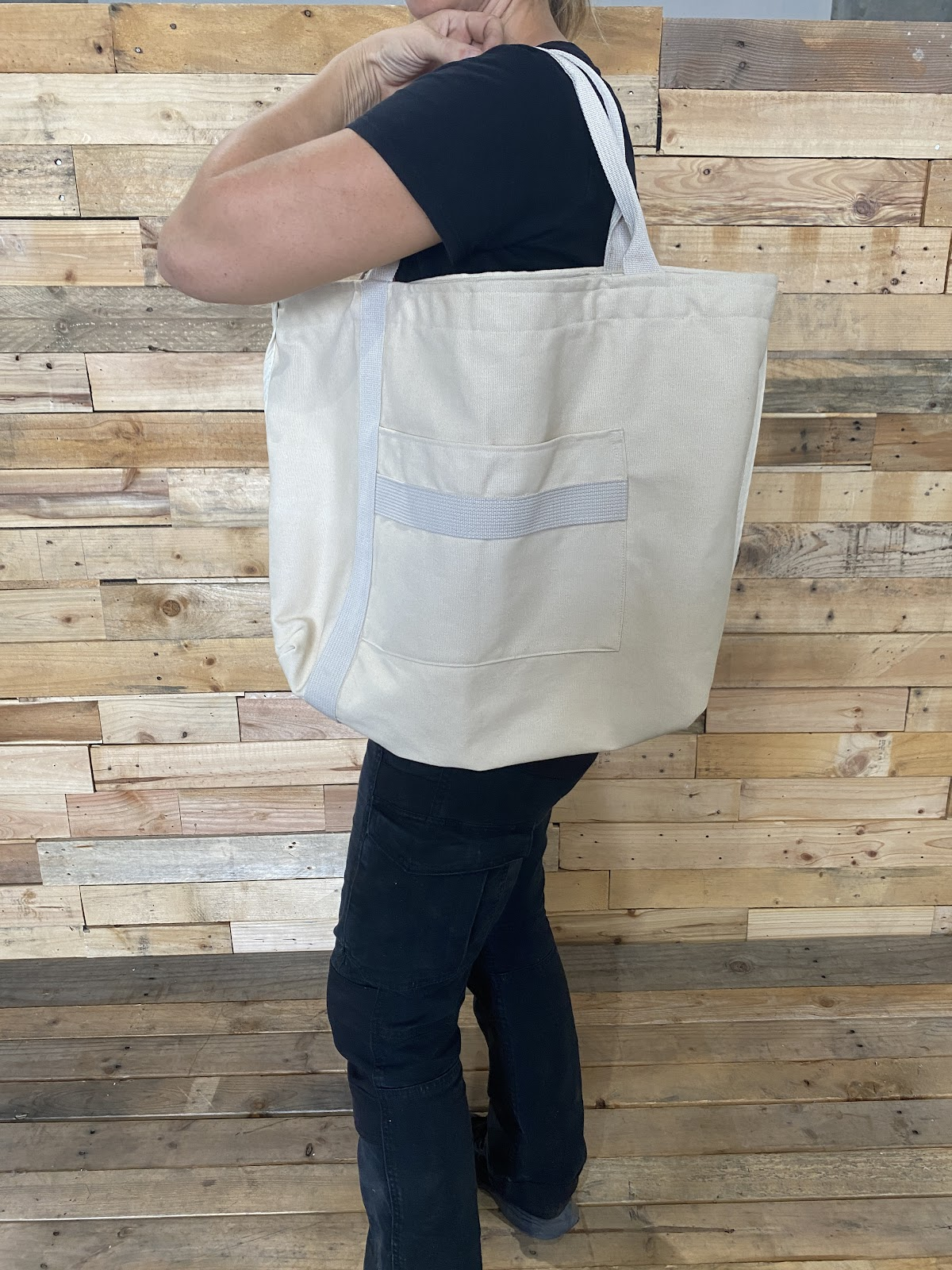 Upcycled Canvas Creations - Tote Bags