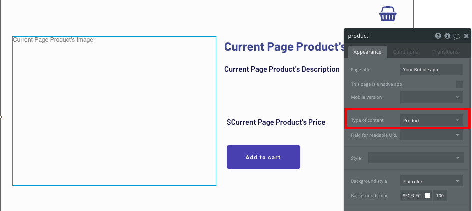 Displaying dynamic content on a Shopify product page