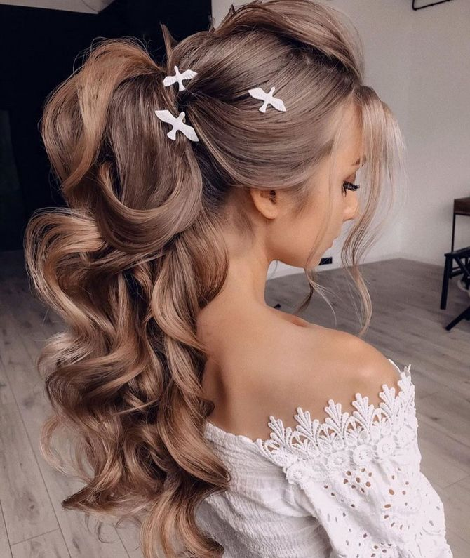 Wedding hairstyles 29