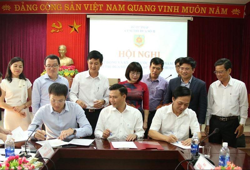 """Thứ trưởng Đặng Hoàng Oanh: """"Phong trào thi đua ở các đơn vị nâng cao chất lượng, hiệu quả công tác"""""""
