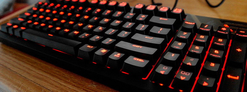 Best gaming keyboards 2021,Cooler Master Storm Quickfire TK