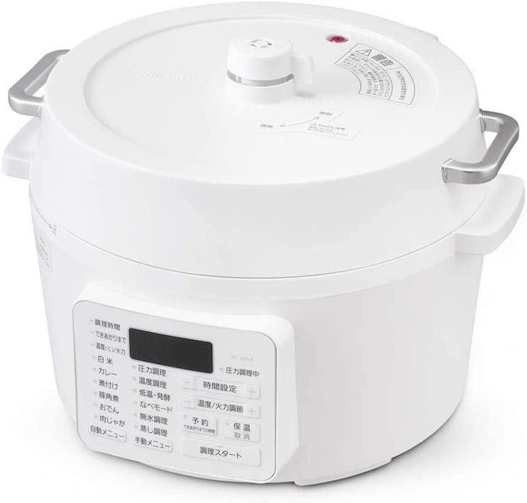 アイリスオーヤマ 電気圧力鍋