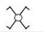 Łącznik krzyżowy