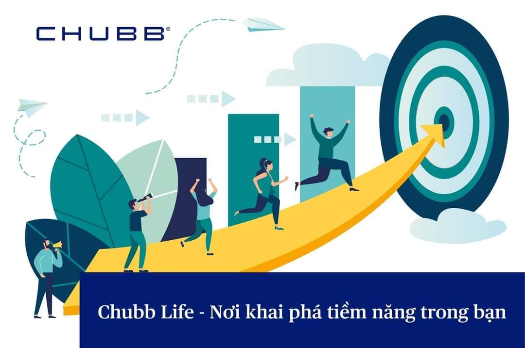 Công ty bảo hiểm nhân thọ Chubb tạo điều kiện thăng tiến cho nhân viên