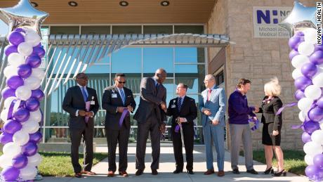 Michael Jordan funda clínica en Carolina del Norte para atender a personas sin seguro 1
