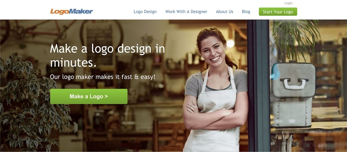 perfect Shopify logo generator