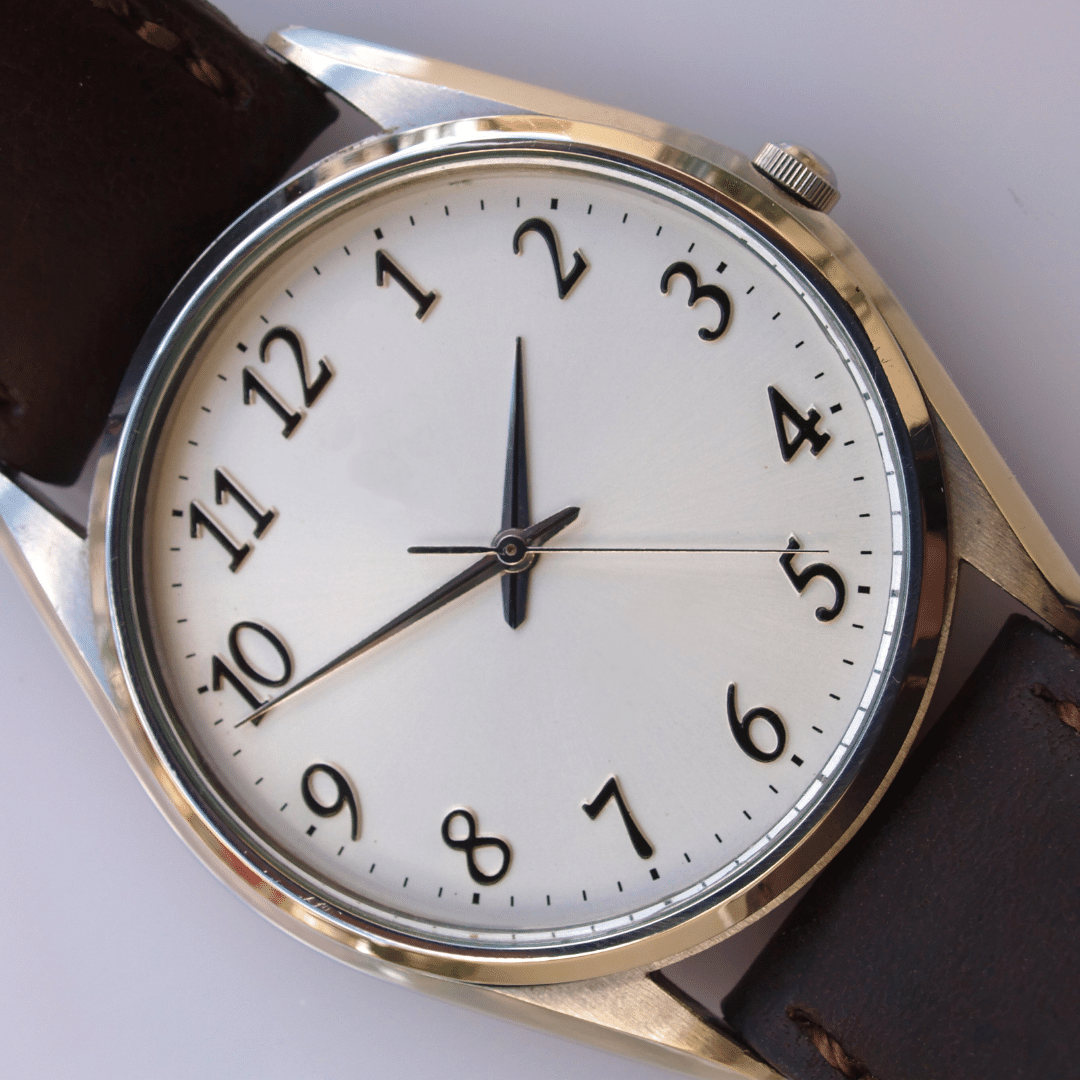 Photo of a watch