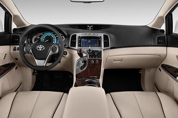 2015-Toyota-Venza-Dashboard