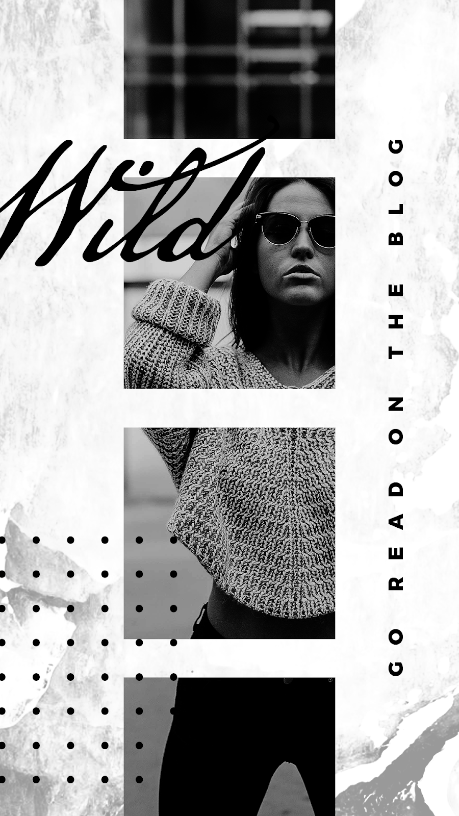 Pixel Buddha Blog Announcement 1 Instagram Stories Template