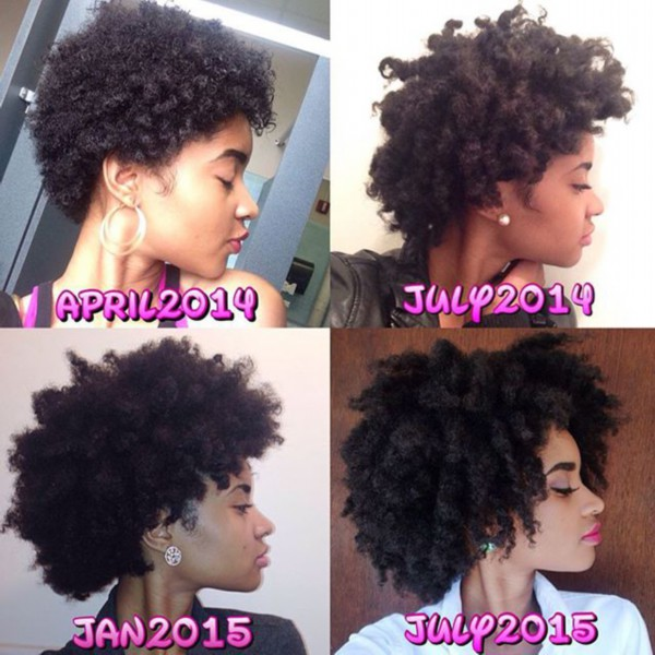 Want To Grow Your Natural Hair Fast Here S 6 Rules For A