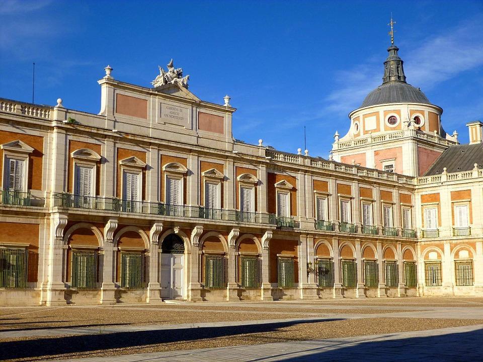 Palacio Real, Aranjuez, España, Castillo, Patrimonio