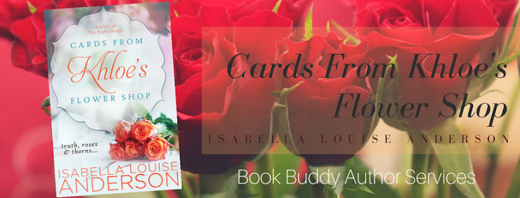 Sign up for the Cards From Khloe's Flower Shop blog tour!