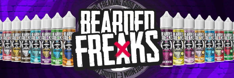 Bearded Freaks Ejuice