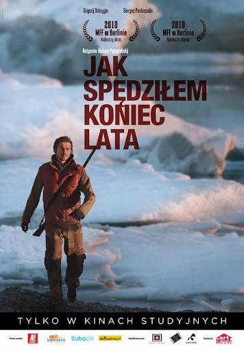 Polski plakat filmu 'Jak Spędziłem Koniec Lata'