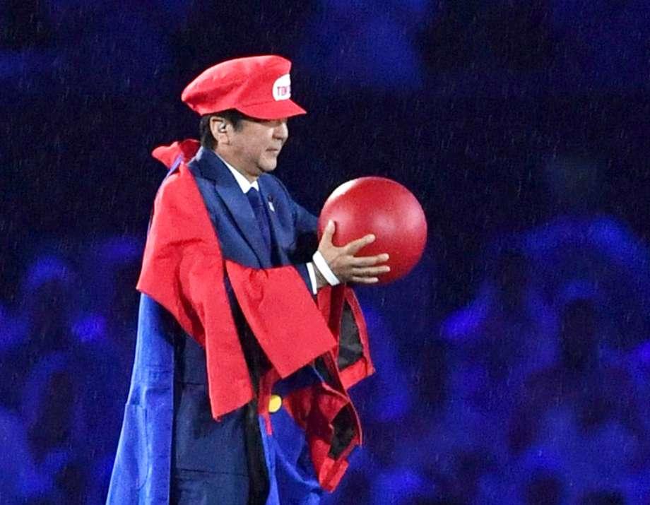 Mario, Prime Minister, Japan Prime Minister, Tokyo, Tokyo Olympics Game, Tokyo Olympics, Olympics, Shinzo Abe