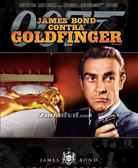James Bond contra Goldfinger (1964, Guy Hamilton)