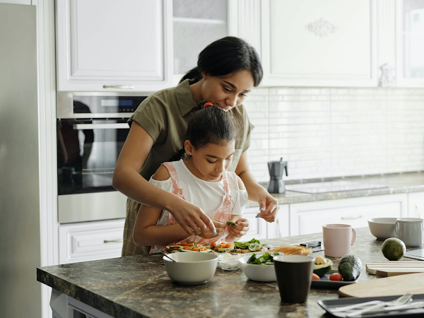 How To Encourage Your Children To Eat Healthy Foods