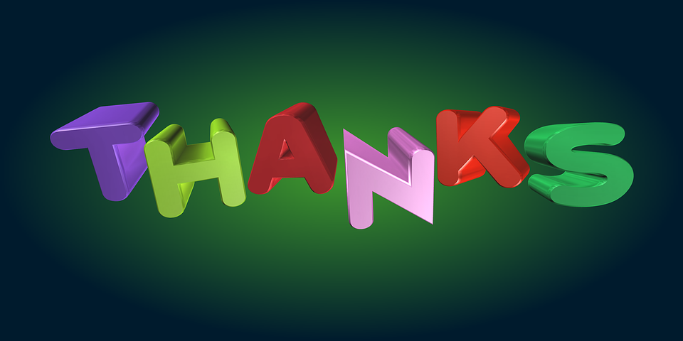 Thank, You - Free images on Pixabay