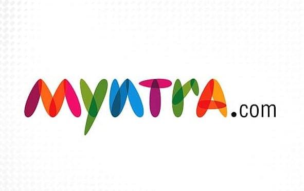 Myntra Logo Change Issue