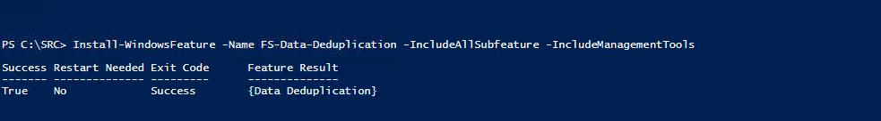 PowerShell Install