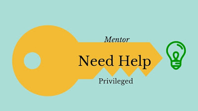 mentor to help