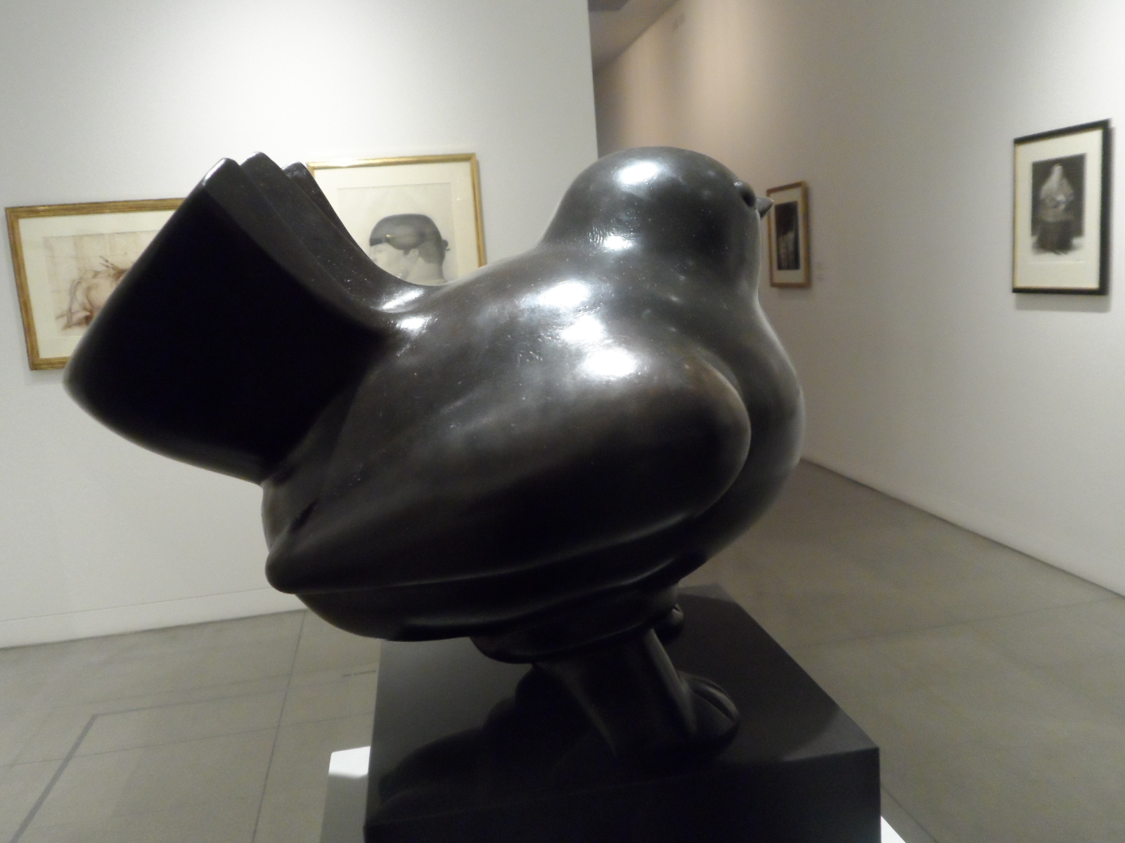 art- botero bird.JPG
