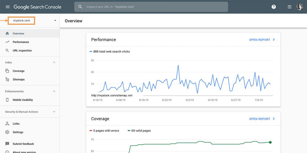 Shopify SEO Checklist Step 1: Setting Up Google Search Console